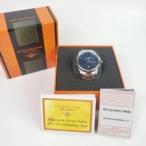 Stuhrling Original Symphony Men's Dress Watch 3970